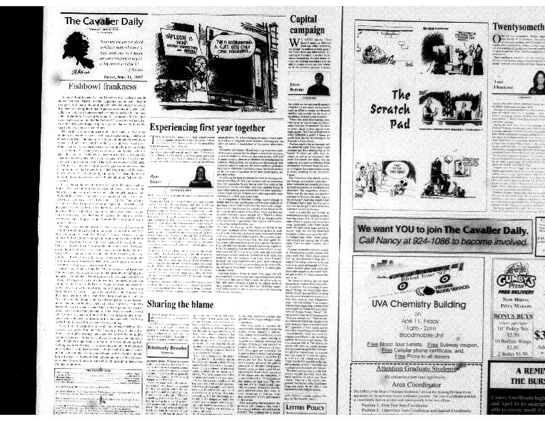 1997-04-11 Cavalier Daily Fishbowl Frankness.pdf