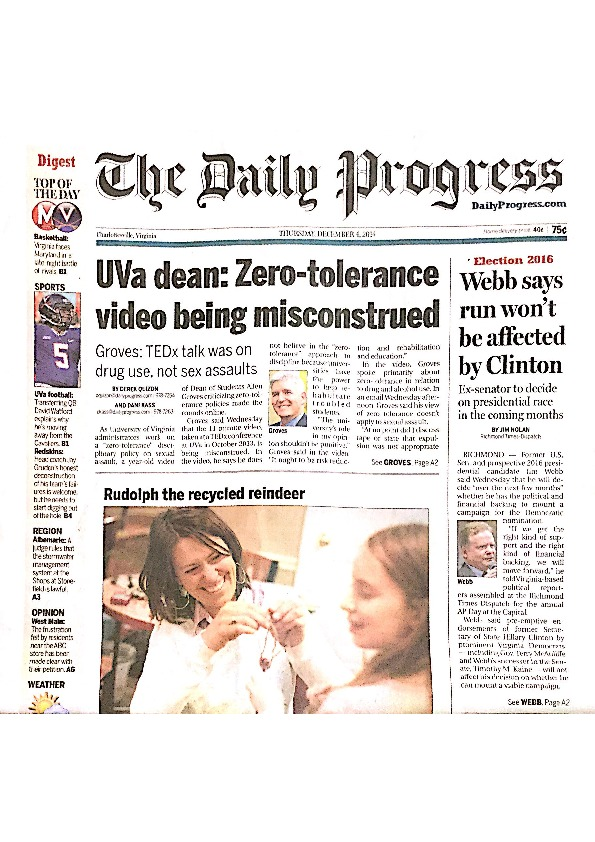 2014-12-04 DP UVa Dean - Zero-tolerance video being misconstrued.pdf