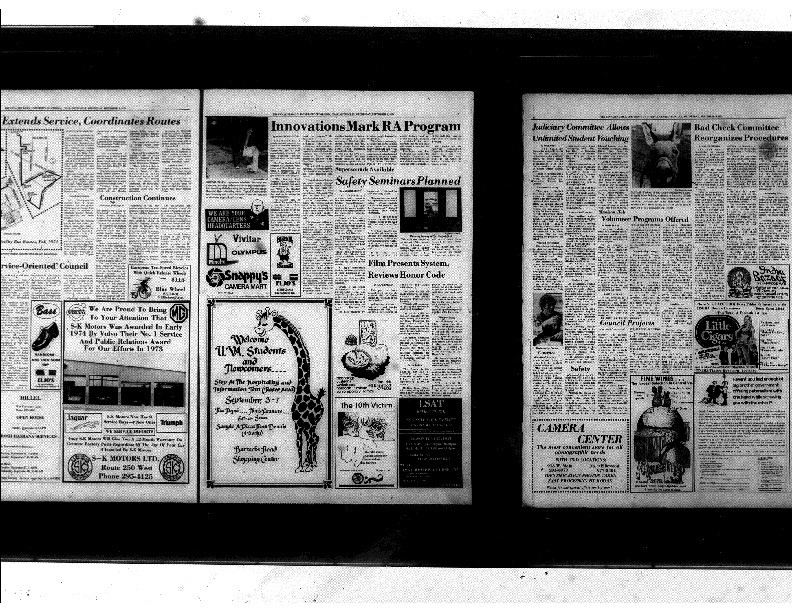 Cavalier Daily Sept 4, 1974 - Safety Seminars Planned (2).pdf
