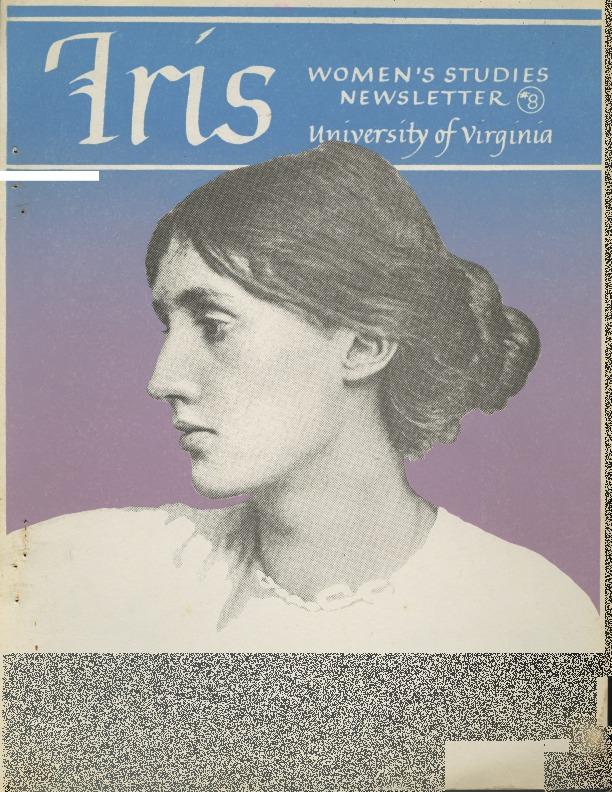 Iris Magazine No. 20, Spring 1983