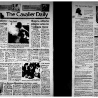 Cavalier Daily Apr 19, 1993 - Rapes, Attacks Plague Area in Violence Wave; Allegations Fill Meeting.pdf