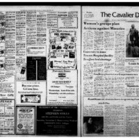 Cavalier Daily Nov 3, 1975 - Women's Groups Plan Actions Against Minories.pdf