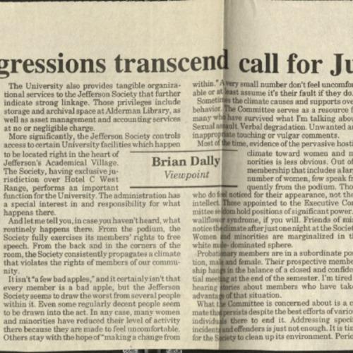 Society's transgressions transcend call to Judicial response-Dally.pdf