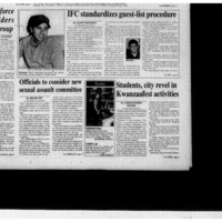 1996-11-25 Cavalier Daily Officials to Consider New Sexual Assault Committee (part 1).pdf