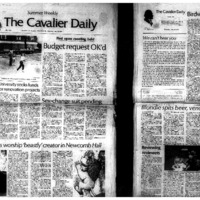 Cavalier Daily July 19, 1979 - Sex Change Suit Pending.pdf