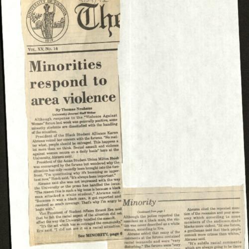 Minorities respond to area violence- Neuhaus.pdf