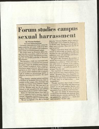 Forum studies campus sexual harrassment-Neuhaus.pdf