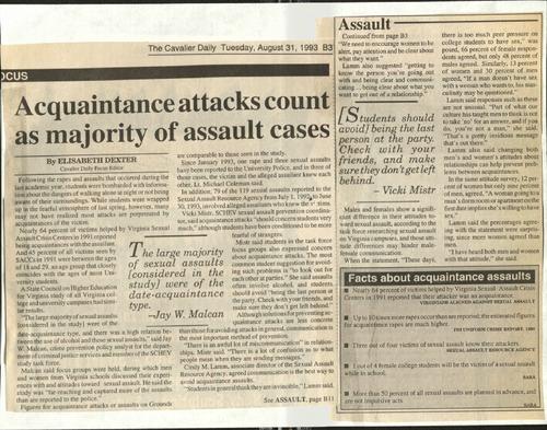 Acquaintance attacks count as majority of assault cases- Dexter.pdf