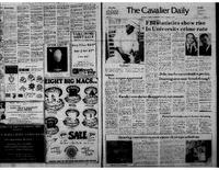 Cavalier Daily Nov 25, 1975 - FBI Statistics Show Rise in University Crime Rate.pdf