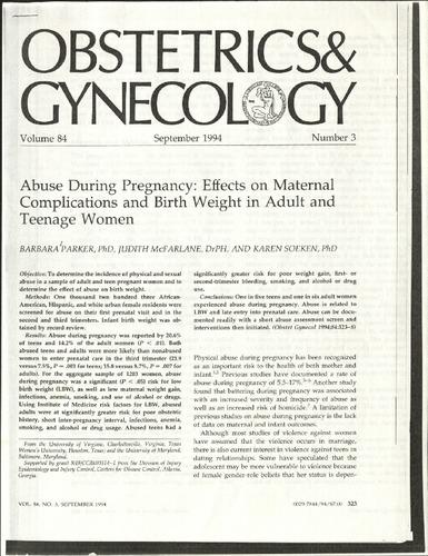 Abuse during Pregnancy.pdf