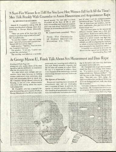 At George Mason U., Frank Talk about Sex Harassment and date rape.pdf