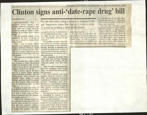 Clinton signs anti-date-rape drug bill- Associated Press.pdf