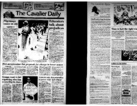 Cavalier Daily Oct 5, 1992 - Educators Talk About Prejudices; Groups React to Law Regulating Abortion Counseling in Clinics.pdf
