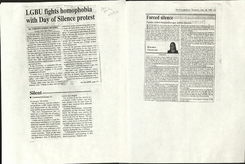 LGBU fights homophobia with Day of Silence protest- Moore.pdf