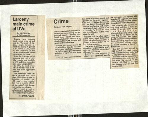 Larceny main crime at UVA-Denery.pdf