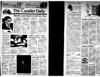 Cavalier Daily Sept 17, 1992 - University, community unity urged in forum.pdf