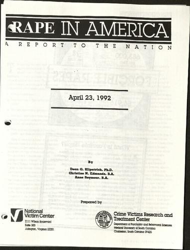 Rape in America- Report to the nation- April, 1992.pdf