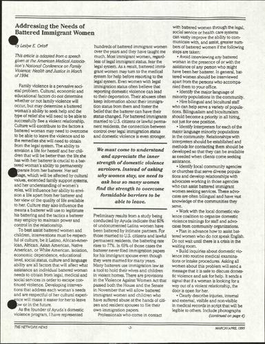 Addressing the needs of battered immigrant women- Orloff.pdf