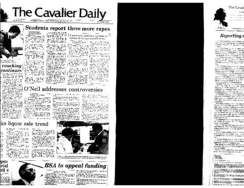 1988-03-30 - Students Report Three More Rapes.pdf