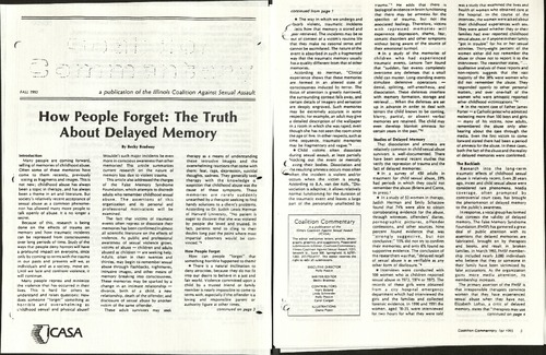 Coalition Commentary- fall 1993- How People Forget- The Truth about Delayed Memory- Bradway.pdf