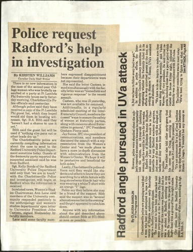 Police request Radford's help in investigation- Williams.pdf