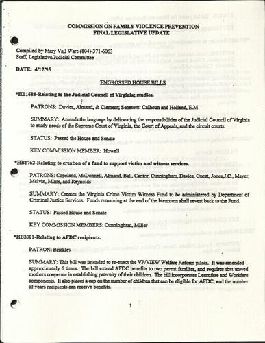 Commission on Family Violence Prevention- Final Legislative update.pdf
