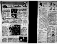 Cavalier Daily Apr 12, 1993 - Jefferson Society to Face Allegations; Harassment Related to Ban.pdf