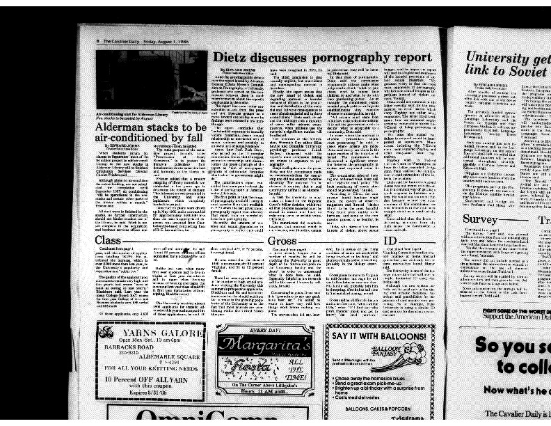 1986-08-01 - Dietz Discusses Pornography Report.pdf