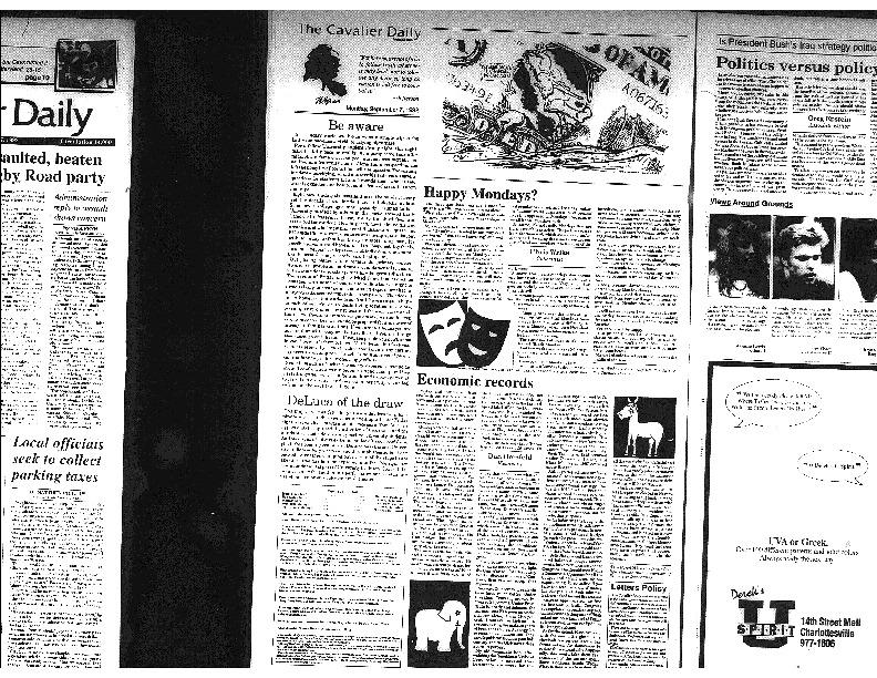 Cav Daily Sept 7, 1992 - Be Aware.pdf