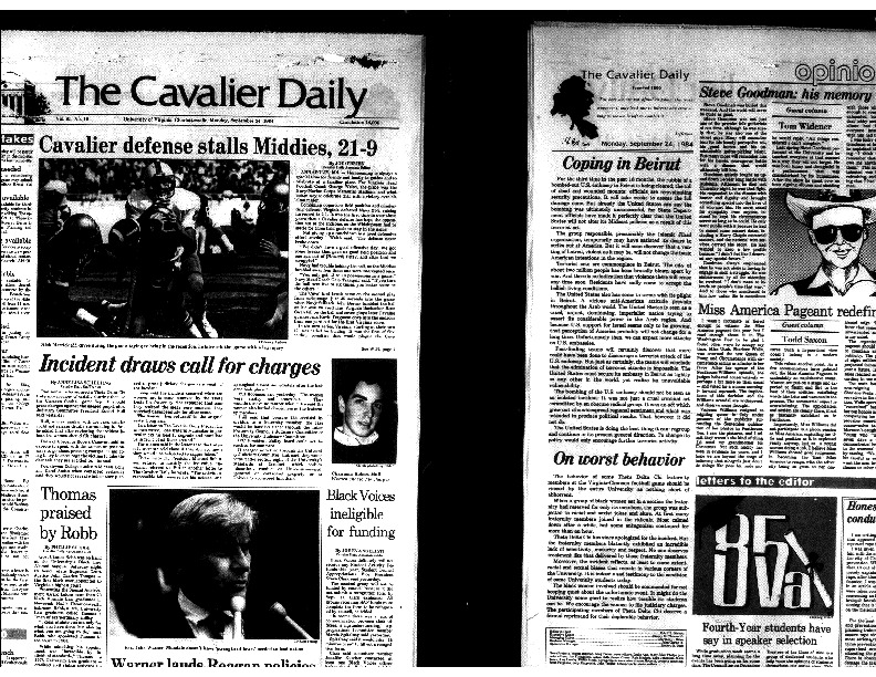 1984-09-24 Incident Draws Call for Charges.pdf
