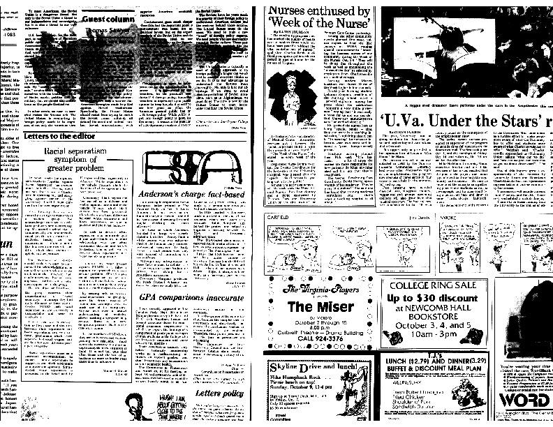 1983-10-05 Cavalier Daily Racial Separatism Symptom of Greater Problem.pdf