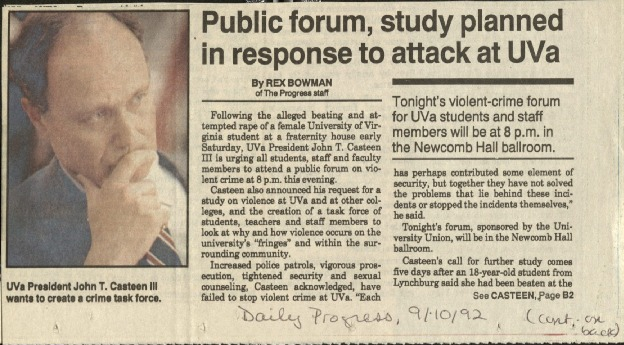 Public forum, study planned in response to attack at UVA-Bowman.pdf