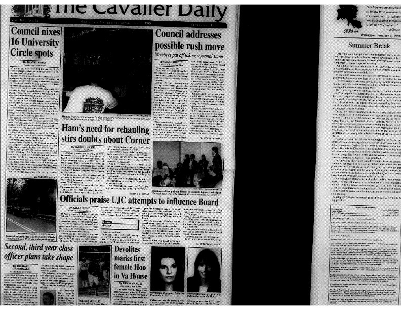 1998-02-04 Cavalier Daily Officials Praise UJC Attempts to Influence Board.pdf