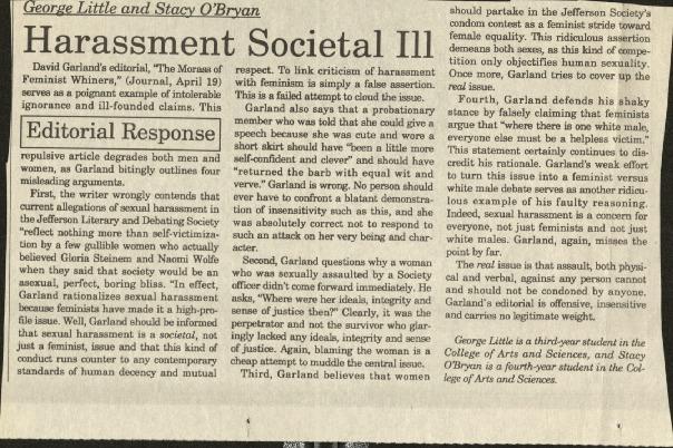Harassment Societal Ill- Little & O'Bryan.pdf