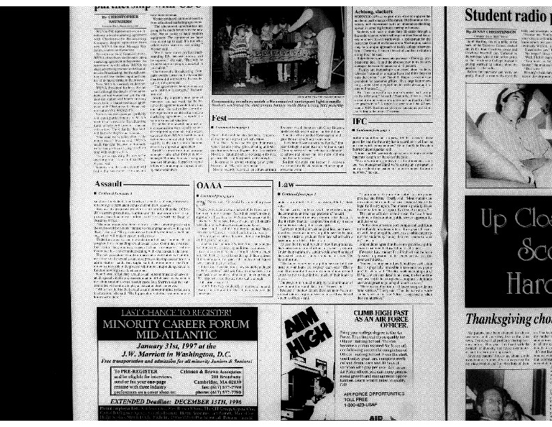 1996-11-25 Cavalier Daily Officials to Consider New Sexual Assault Committee (part 2).pdf
