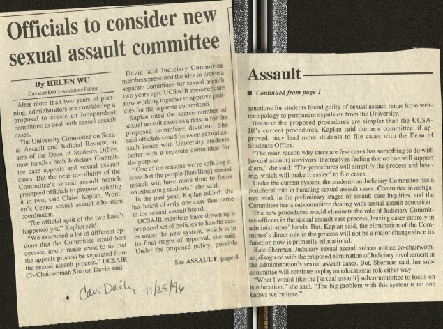 Officials to consider new sexual assault committee-Wu.pdf