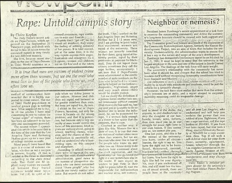 Rape- Untold campus story- Claire Kaplan.pdf