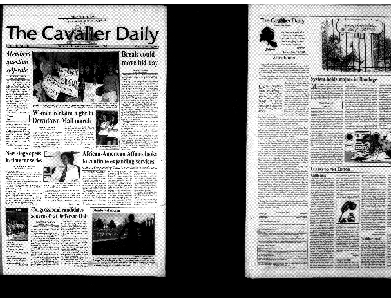 1996-04-19 Cavalier Daily Women Reclaim Night in Downtown Mall March (part 1).pdf