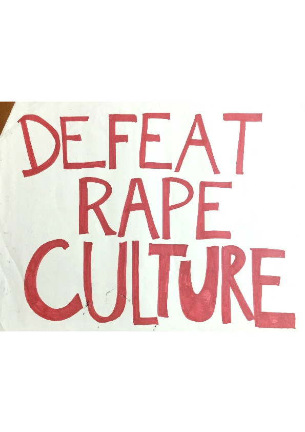 Poster - Defeat Rape Culture - 20x40inch approx.pdf