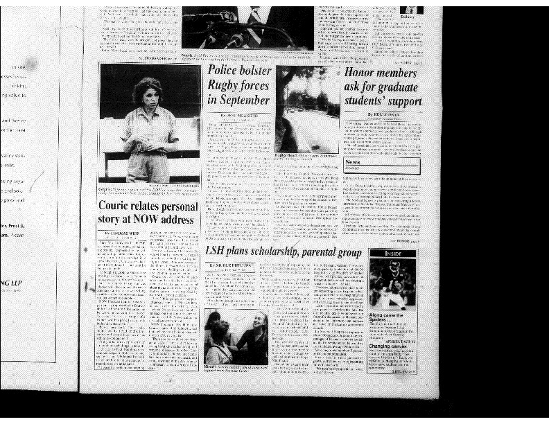 1997-09-12 Cavalier Daily Couric Relates Personal Story at NOW Address.pdf