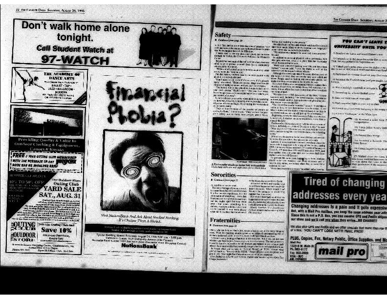 1996-08-24 Cavalier Daily Don't Walk Home Alone.pdf