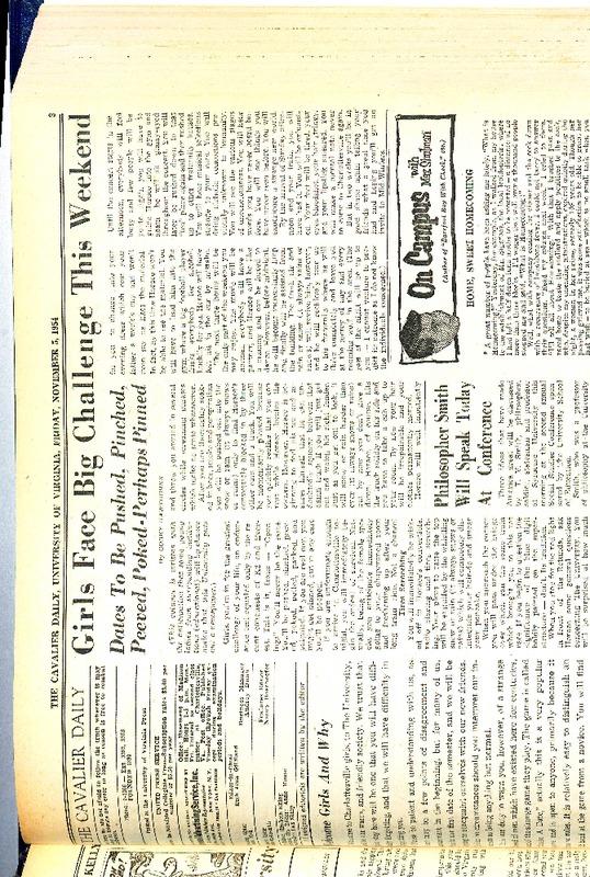 Cav Daily Nov 5, 1954 - Openings Weekend Issue.pdf