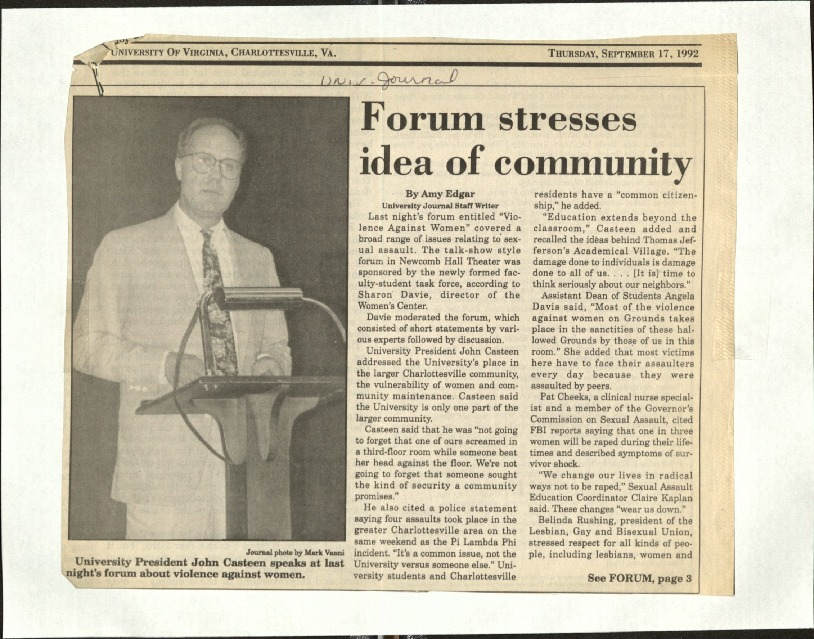 Forum stresses idea of community-Edgar.pdf