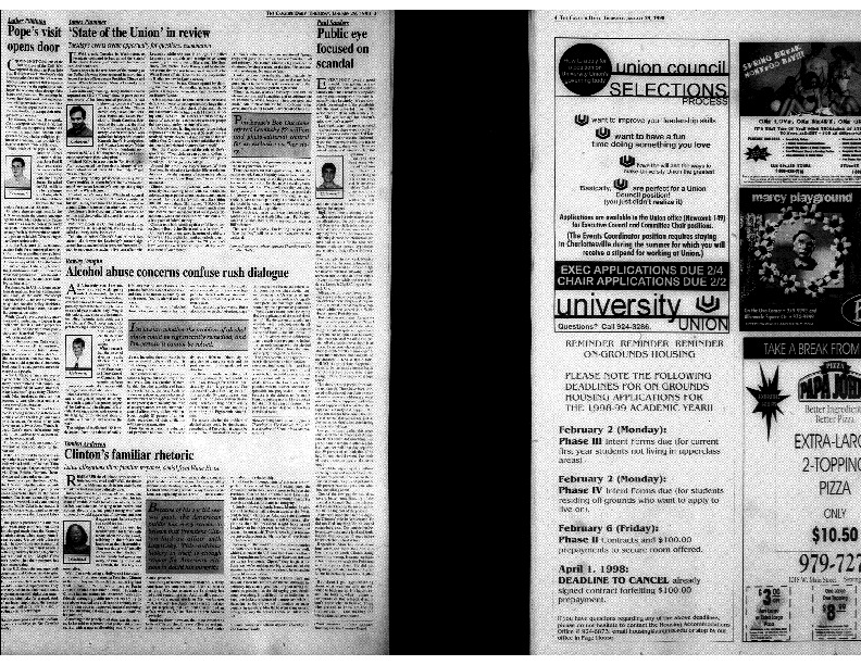 1998-01-29 Cavalier Daily Clinton's Familiar Rhetoric.pdf