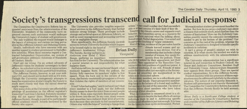 Society's transgressions transcend call to Judicial response-Dally.pdf