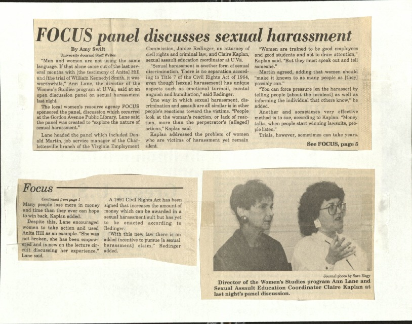 FOCUS panel discusses sexual harassment-Swift.pdf