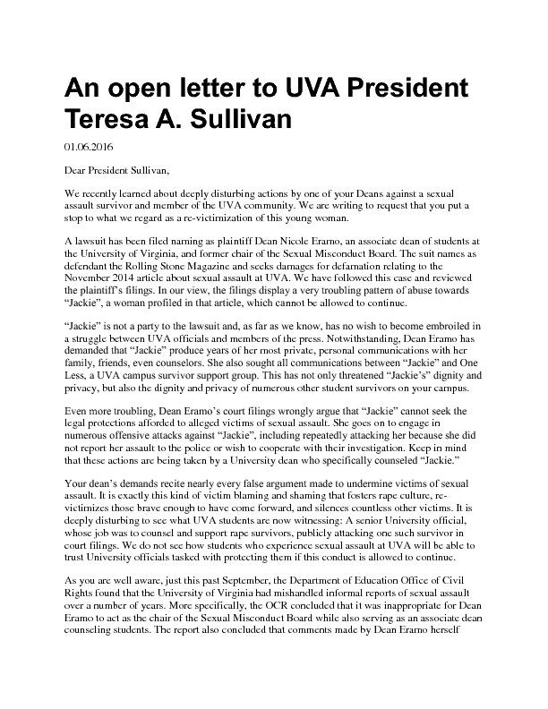 NOW Open Letter to President Teresa Sullivan.pdf