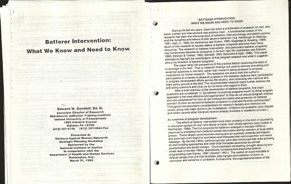Batterer Intervention- What we know & need to know- Gondolf.pdf