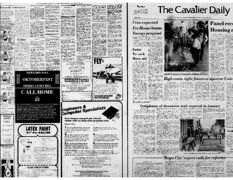 Cavalier Daily Oct 24, 1975 - Crime Increasingly Plagues City, Students2.pdf