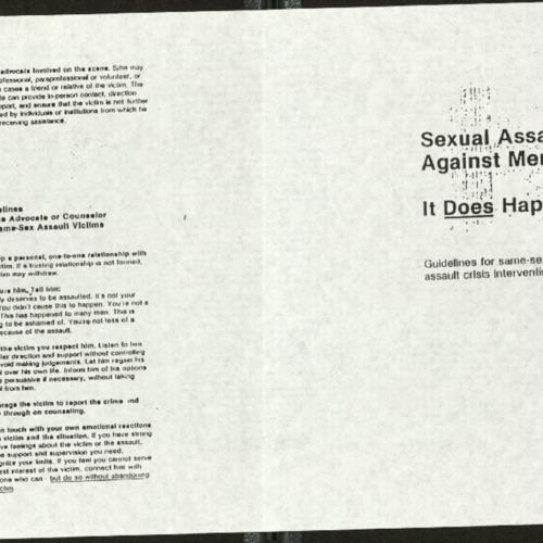Sexual Assault against men- It does happen.pdf
